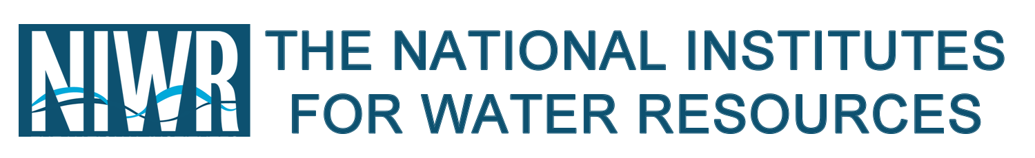 The National Institute for Water Resources